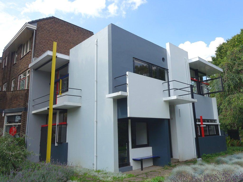 Ritetveld Schröder Haus Utrecht
