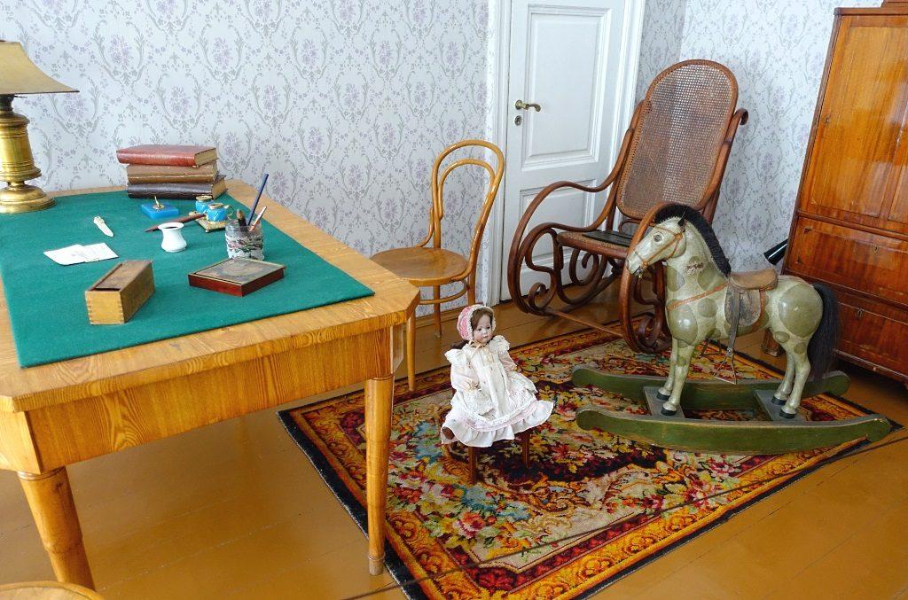 Dostoevsky Museum St. Petersburg