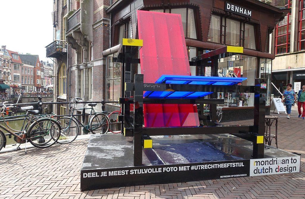 Utrecht: Mondrian to Dutch design