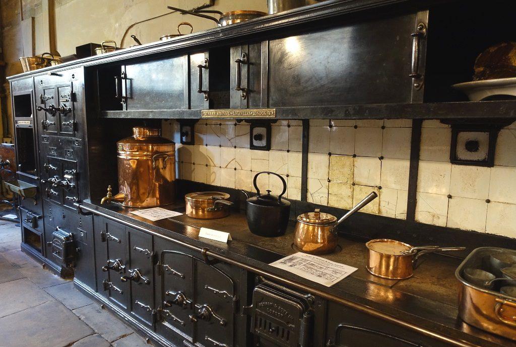 Harewood House: Old Kitchen