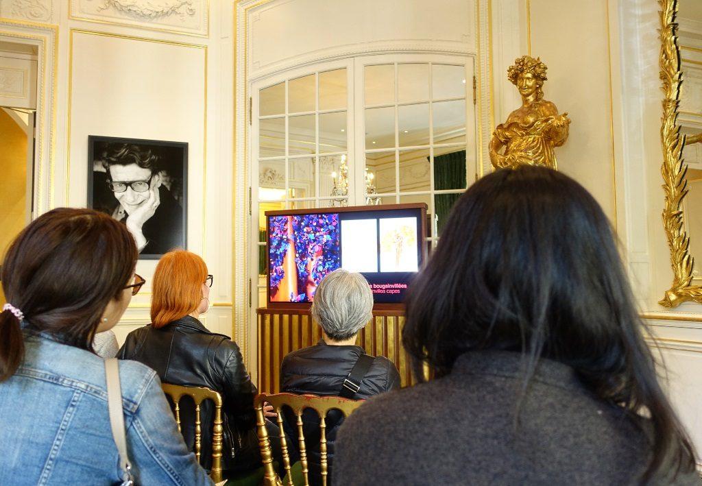Salon Muxée Yves Saint Laurent