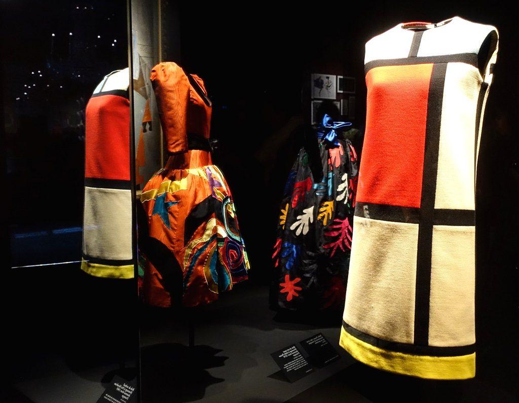 Yves Saint Laurent: Mondrian Dress