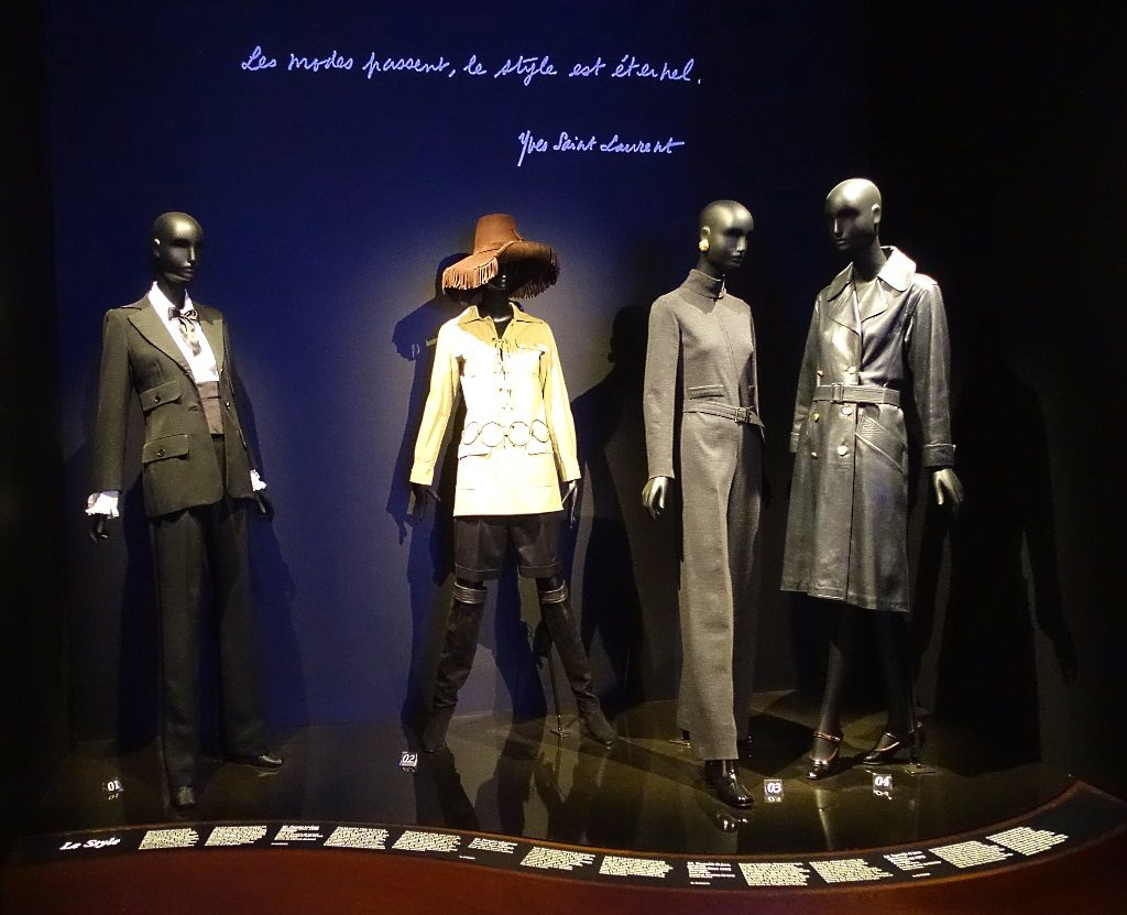 Fashion by Yves Saint Laurent