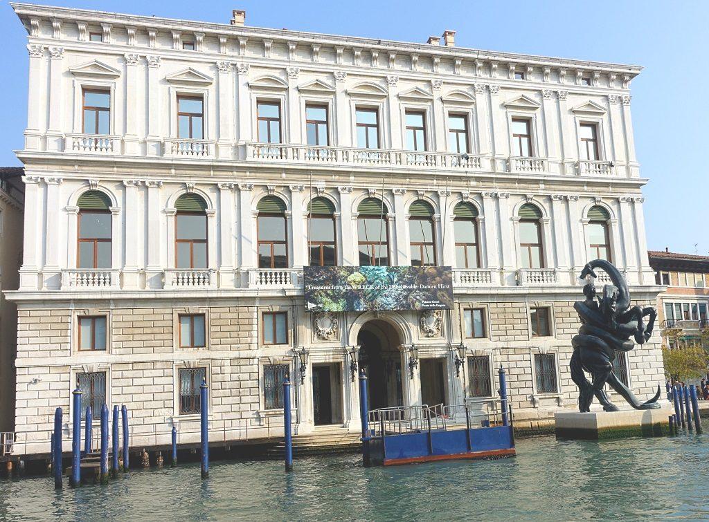 Damien Hirst Palazzo Grassi