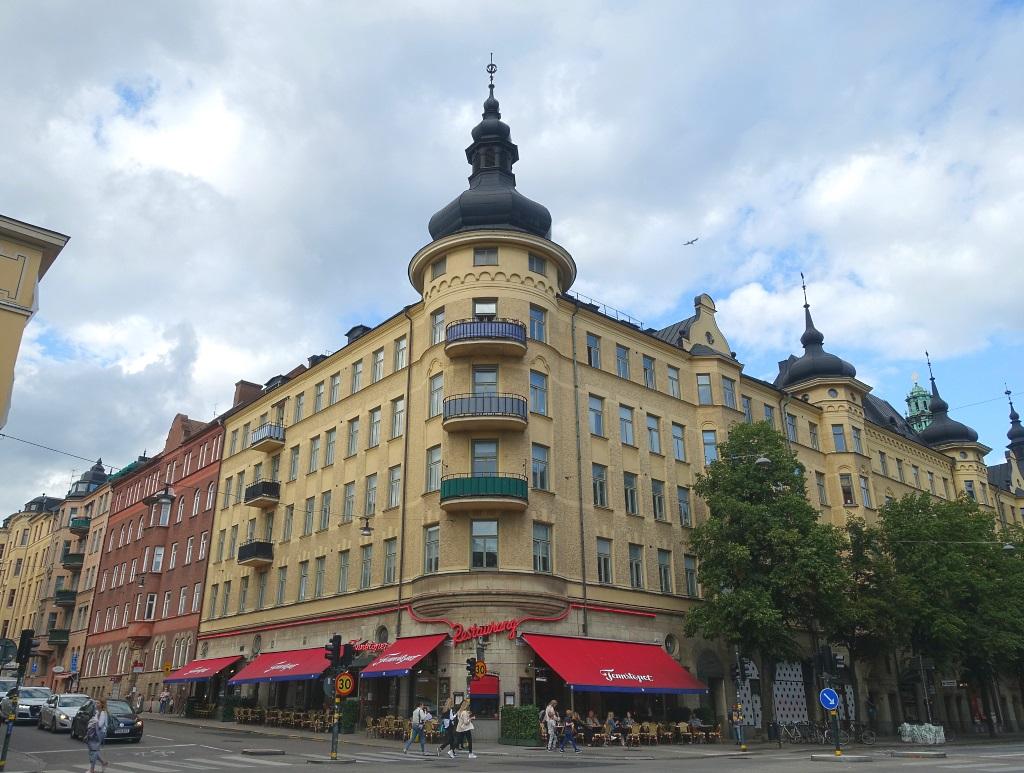 Vasaviertel, Astrid Lindgren