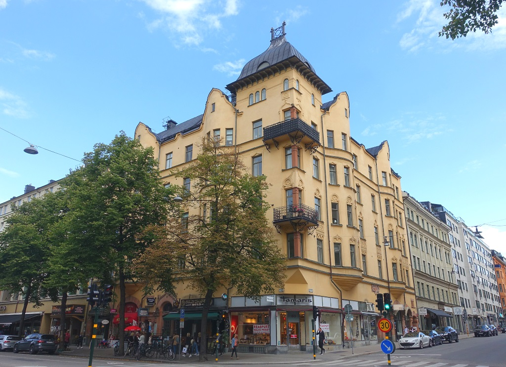Vasastaden Stockholm