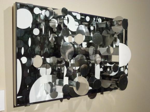 Yayoi Kusama: paper artwork