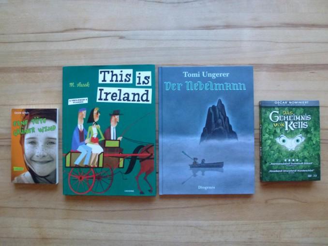 Kinderbücher Irland