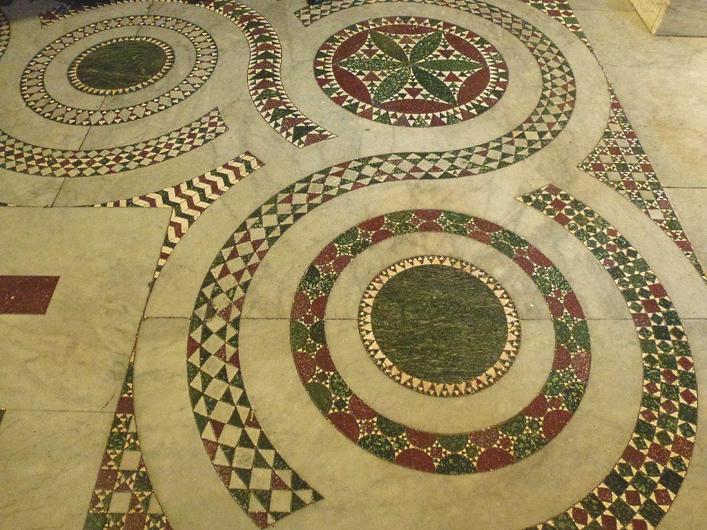 Mosaiken Gebrüder Cosmas Rom