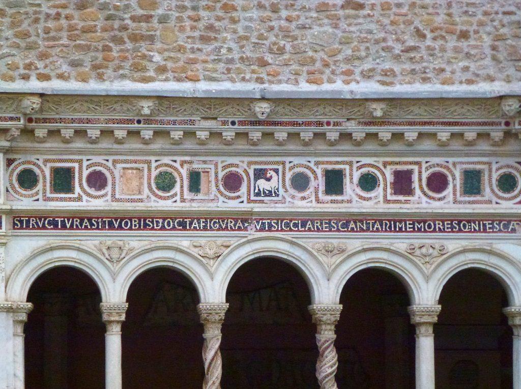 Mosaiken Rom