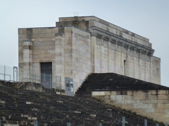 Reichsparteitagsgelände Nürnberg: Zeppelintribüne