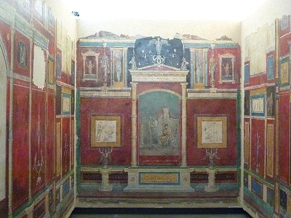 Casa della Farnesina, Roma