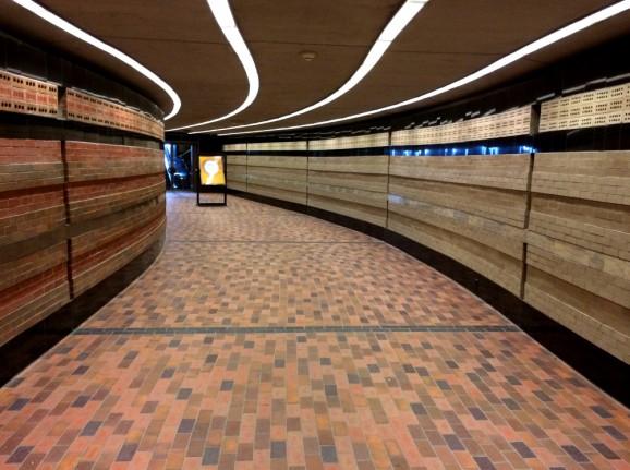 Ville souterraine, Montréal