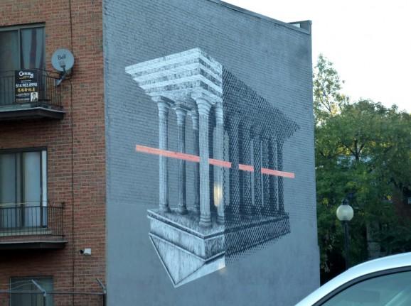 Street Art Cyrcle, Montréal