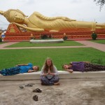 Laos mit Kindern: Drei Schwestern werden Backpacker