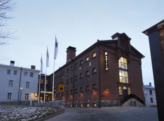 Prison Hotel Katajanokkoa