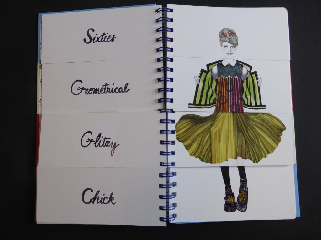 Lucille Clerc: Flip Fashion