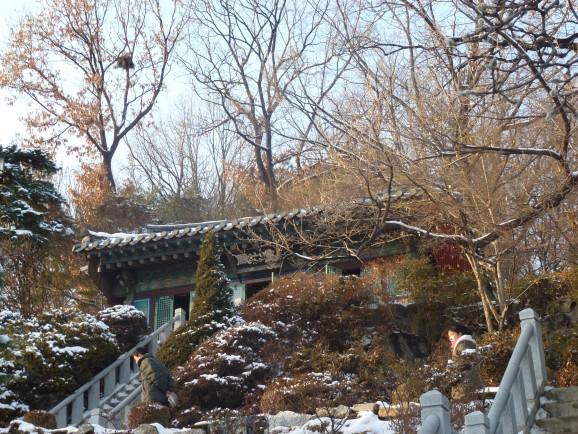 Bongeunsa-Tempel