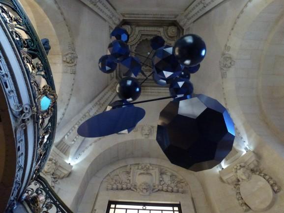 "Xavier Veilhan, Paris, exposition ""Dynamo"""
