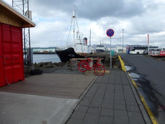 Reykjavík: Hafen