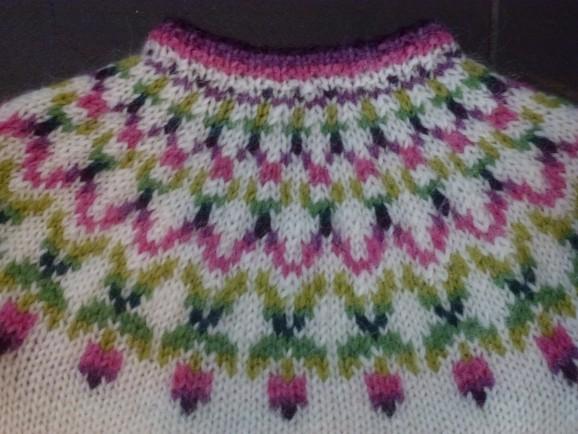 Iceland knitting