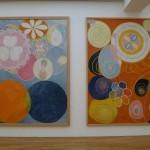 Pastell spirituell: Hilma af Klint in Berlin