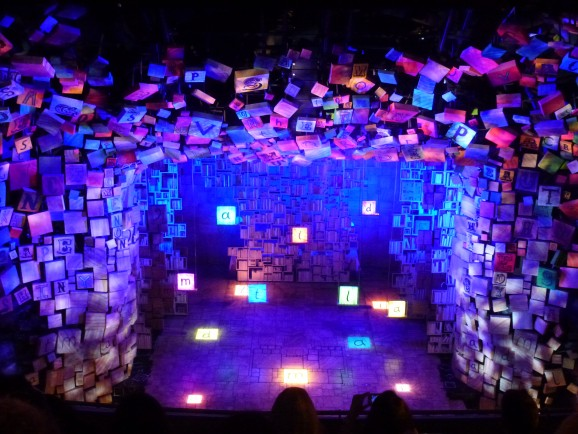 London mit Kindern: Musical Mathilda