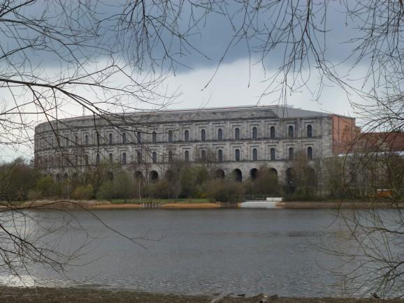 Reichsparteitagsgelände Nürnberg: Kogresshalle