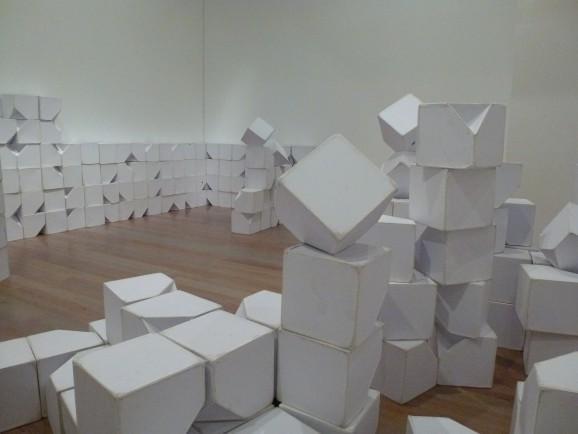 Jeppe Hein, Spielobjekte, Basel