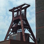 Fotomodell Zeche Zollverein