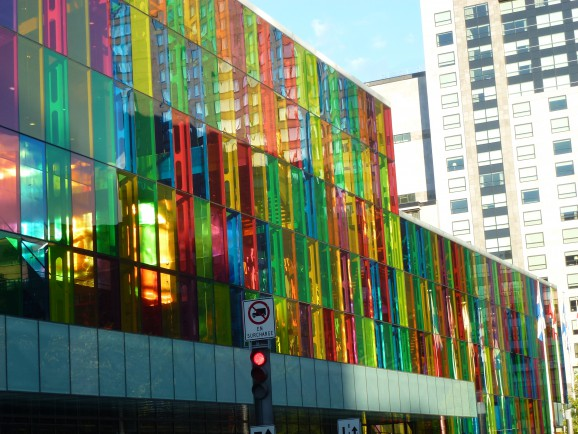 Palais des congrès, Montréal