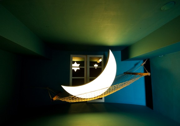 Private Moon in Children art museum_Kaohsiung_Taiwan