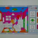 Kunstaktivitäten interaktiv: Yayoi Kusama