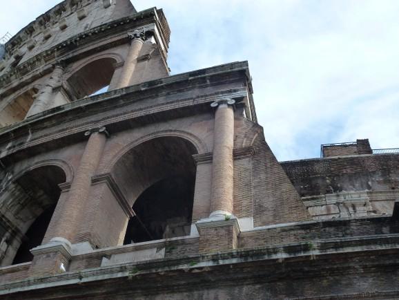 Rom mit Kindern: Kolosseum