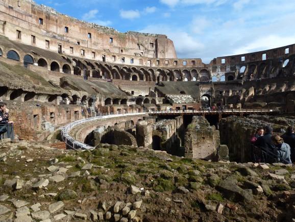 Arena, Kolosseum Rom