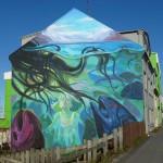 Konservative Kinder, gemischte Gefühle und Street Art