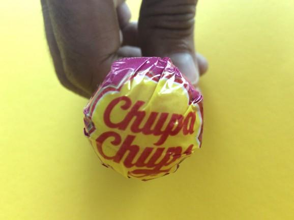 Kunst mit Kindern: Chupa Chups