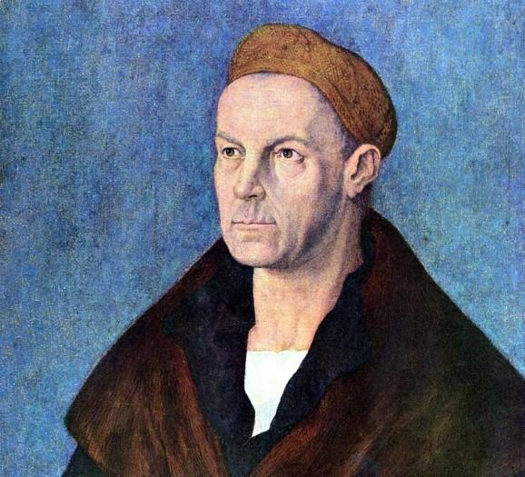 Jakob Fugger, um 1519 gemalt von Albrecht Dürer