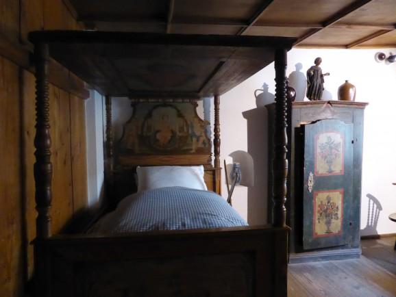 Fuggerei Schlafzimmer