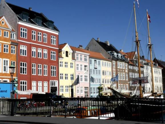 Kopenhagen mit Kindern: Nyhavn