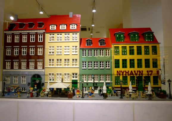 Lego-Shop in Kopenhagen