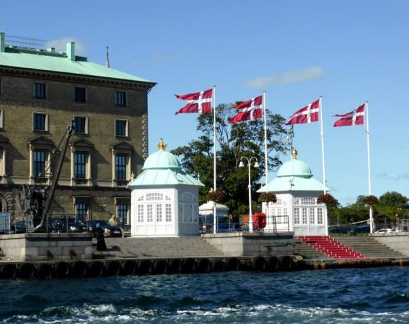 Kopenhagen mit Kindern: Bootstour