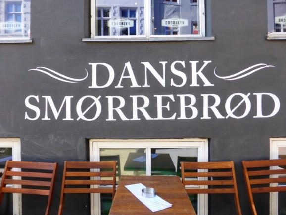 Smørrebrød in Kopenhagen