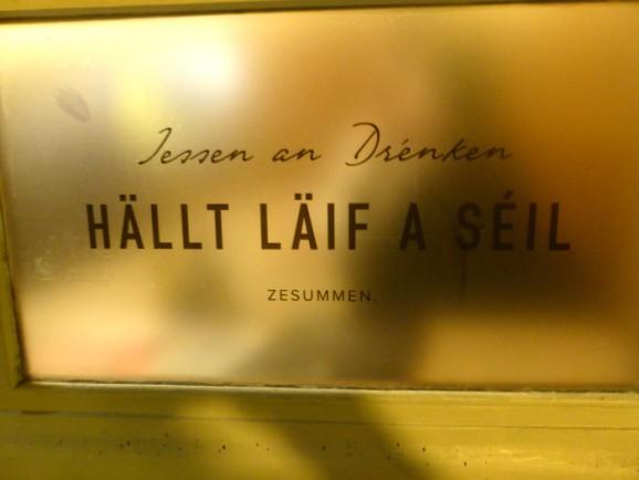 Letzeburgisch