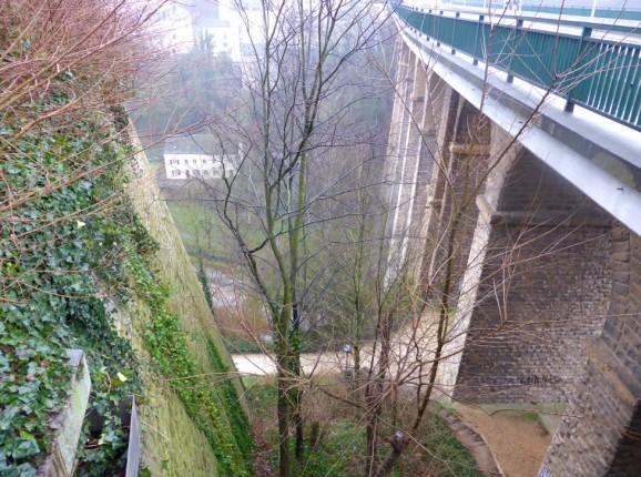 Luxemburg: Grund