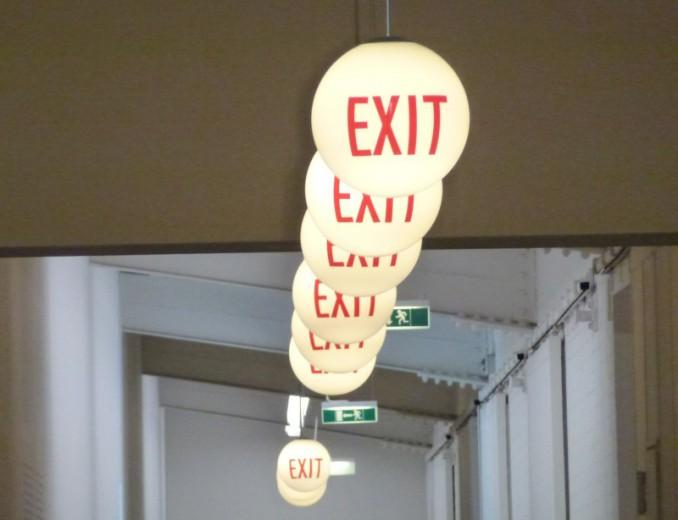 Museum Exit