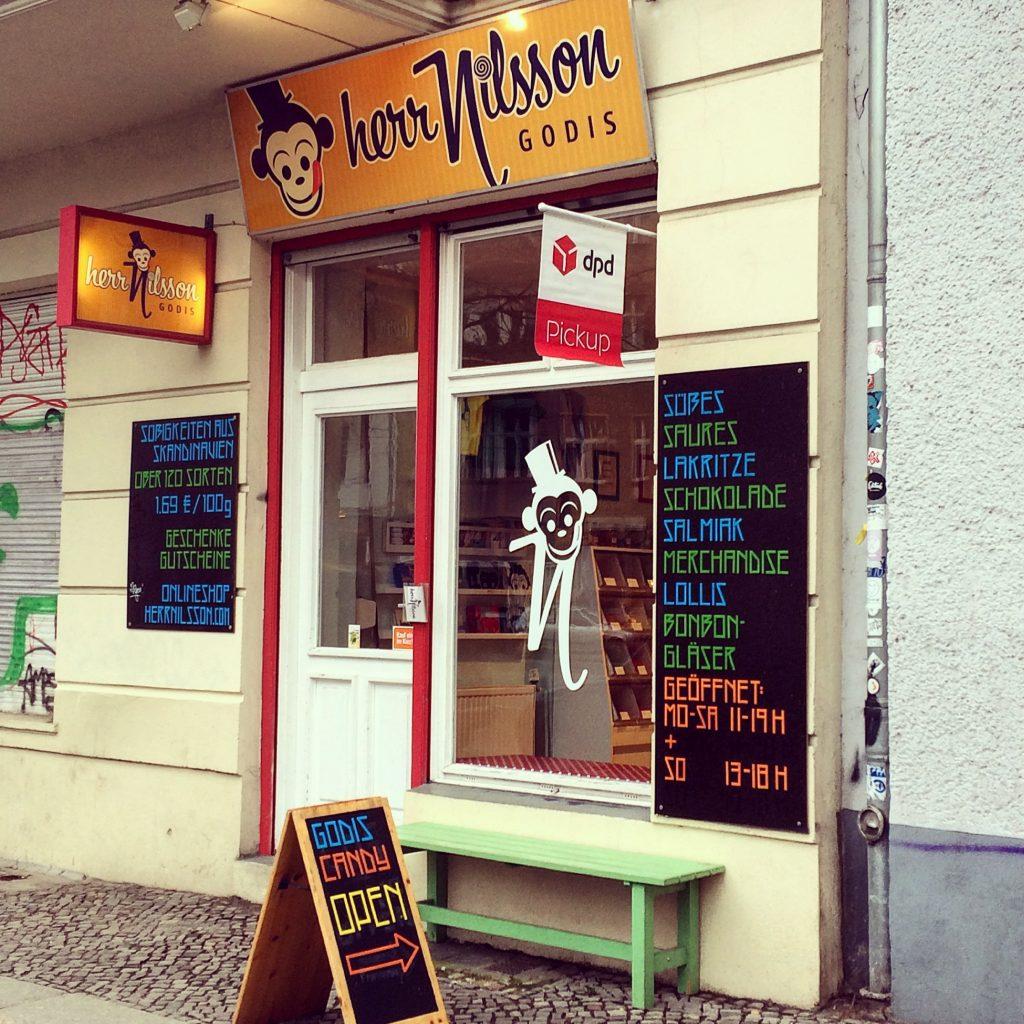 Herr Nilsson Berlin