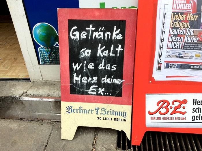 Berlin Poesie