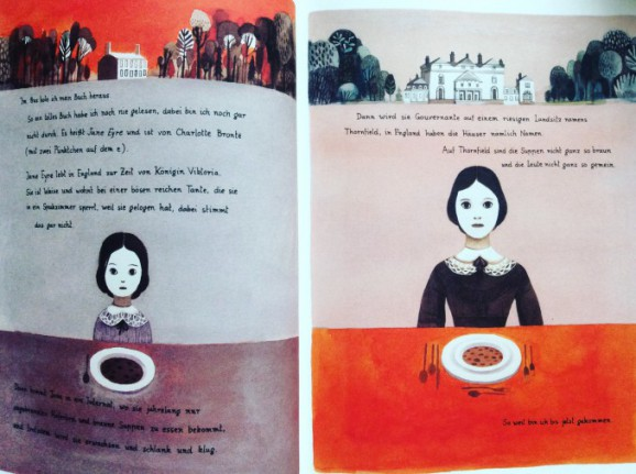 """""""Jane, der Fuchs und ich"""": ein Mädchenbuch im Graphic-Novel-Format"""