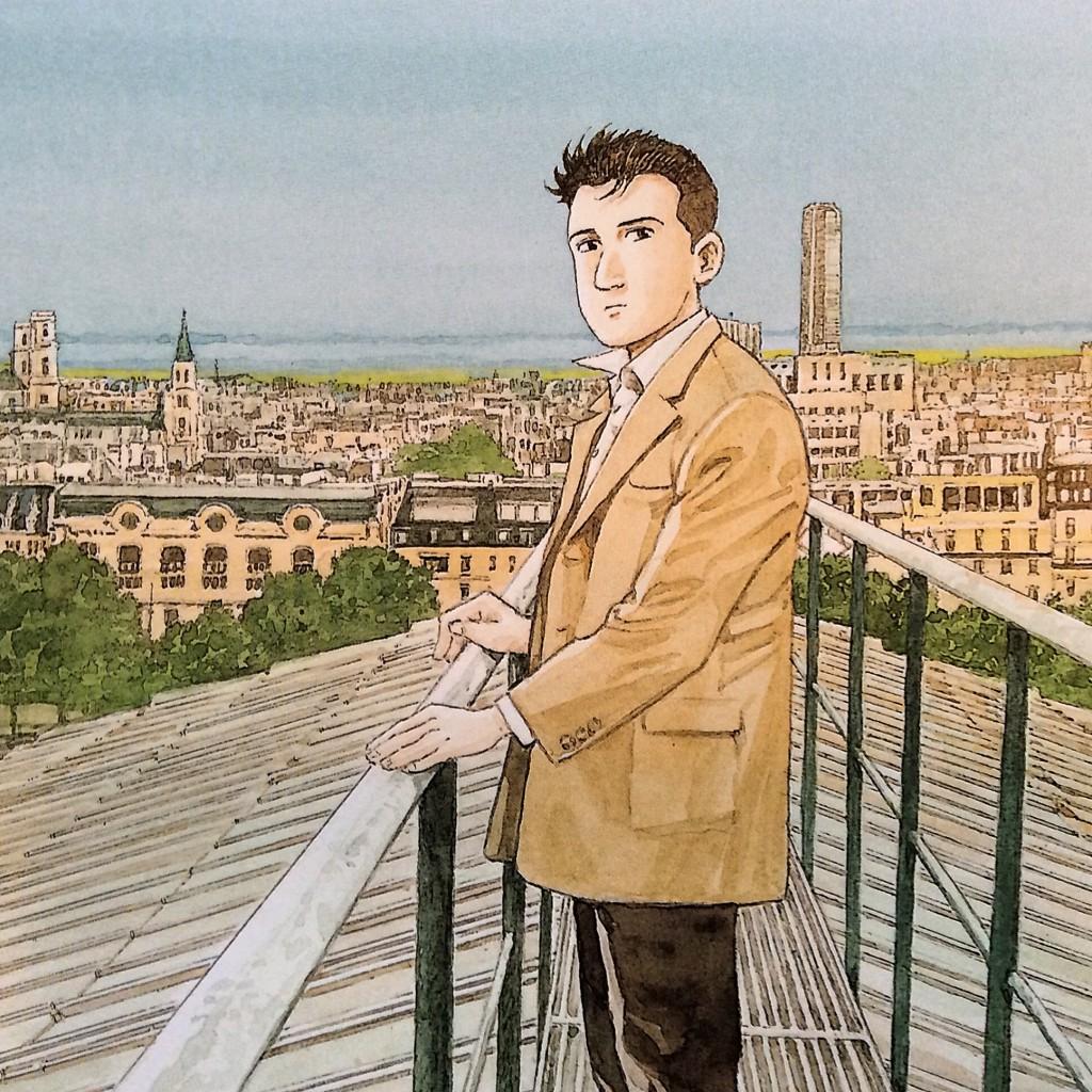 """Jiro Taniguchi: """"Die Wächter des Louvre"""""""